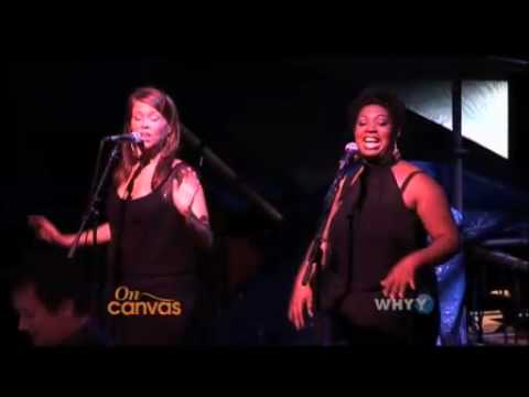 "WHYY-TV's On Canvas, Shemekia Copeland's ""Who Stole My Radio"" | On Canvas"