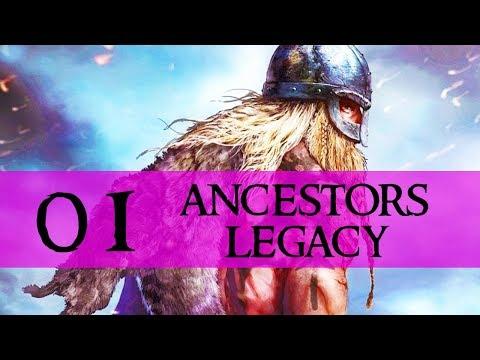 Ancestors Legacy Gameplay Walkthrough Part 1 (Viking Campaign)