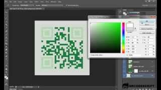 QR Codes for Adobe Photoshop