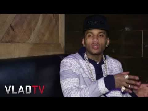 "Kid Ink on Beating Juvenile's ""Back That Azz Up"" Radio Record"