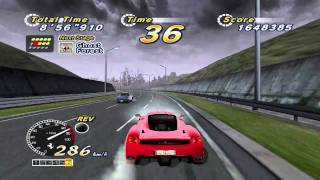 Game | HD OutRun 2006 coast 2 coast 2 OutRun Mode 15 continuous course | HD OutRun 2006 coast 2 coast 2 OutRun Mode 15 continuous course