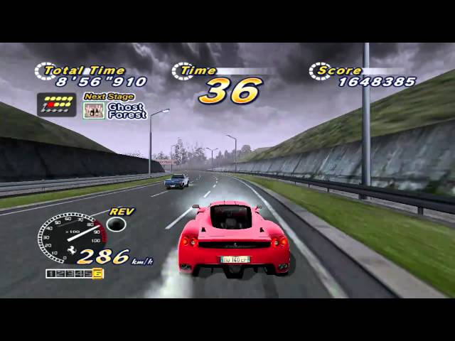 [HD]  OutRun 2006 coast 2 coast  2 OutRun Mode 15 continuous course