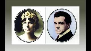 "GERALDINE FARRAR e EDMOND CLÉMENT - Mefistofele ""Lontano, lontano""  (1913)"