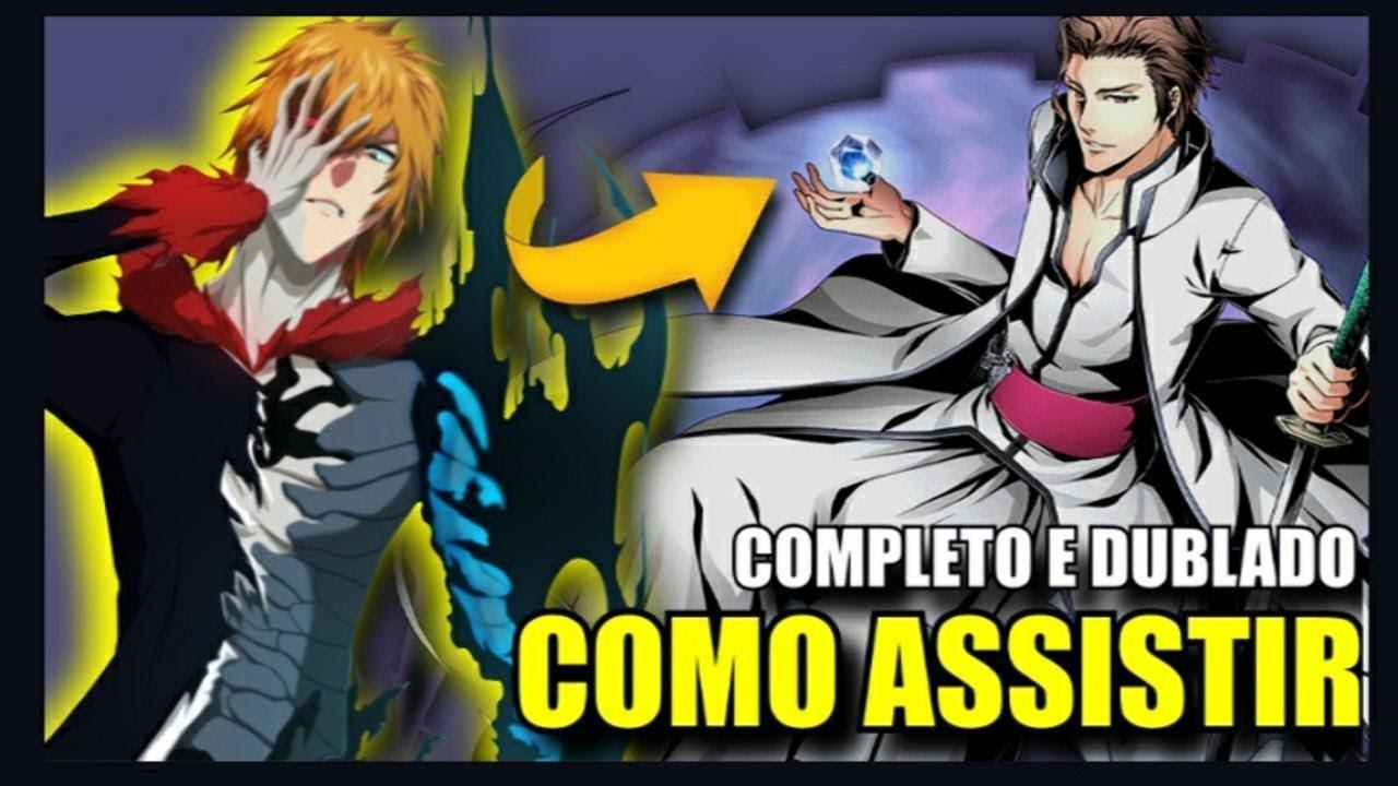 Assistir Bleach Dublado E Anime Legendado Completo Filme Live