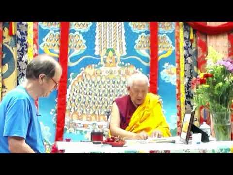 06 Pramanavarttika with Geshe Yeshe Thabkhe: Identifying the Causes of Samsara 08-23-19