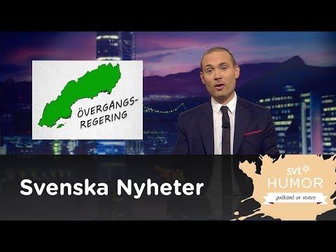 Övergångsregering - Svenska nyheter