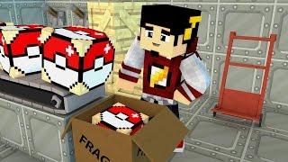 Minecraft: LIGA POKEMON #7 - Fabrica Lucky Pokebola ‹ AM3NIC ›