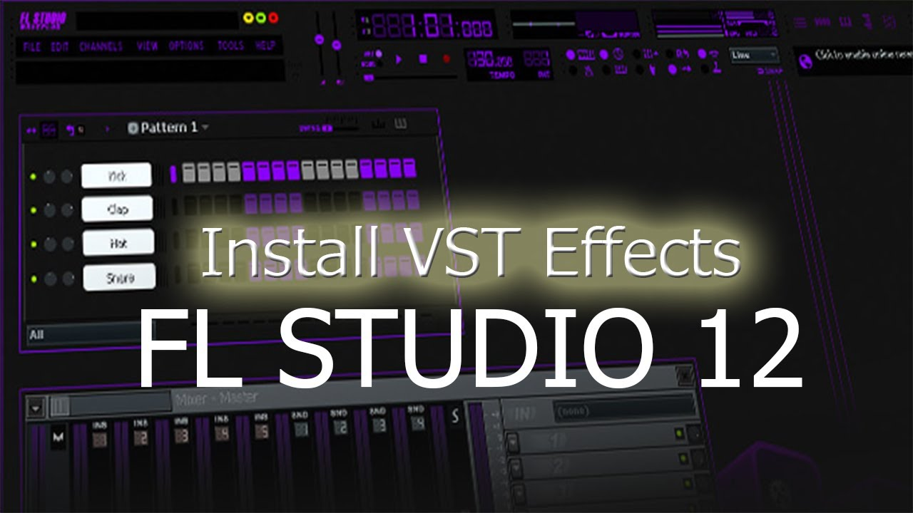 How to Install a FREE VST Plugin in FL Studio 12 - CTuner