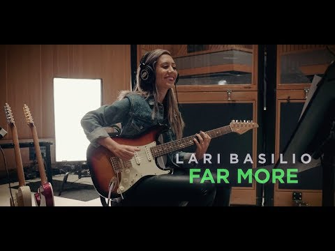 Lari Basilio - Far More (feat. Vinnie Colaiuta, Nathan East, Greg Phillinganes)