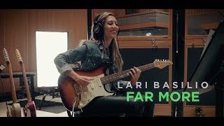 Lari Basilio - Far More (feat. Vinnie Colaiuta, Nathan East, Greg Phillinganes)