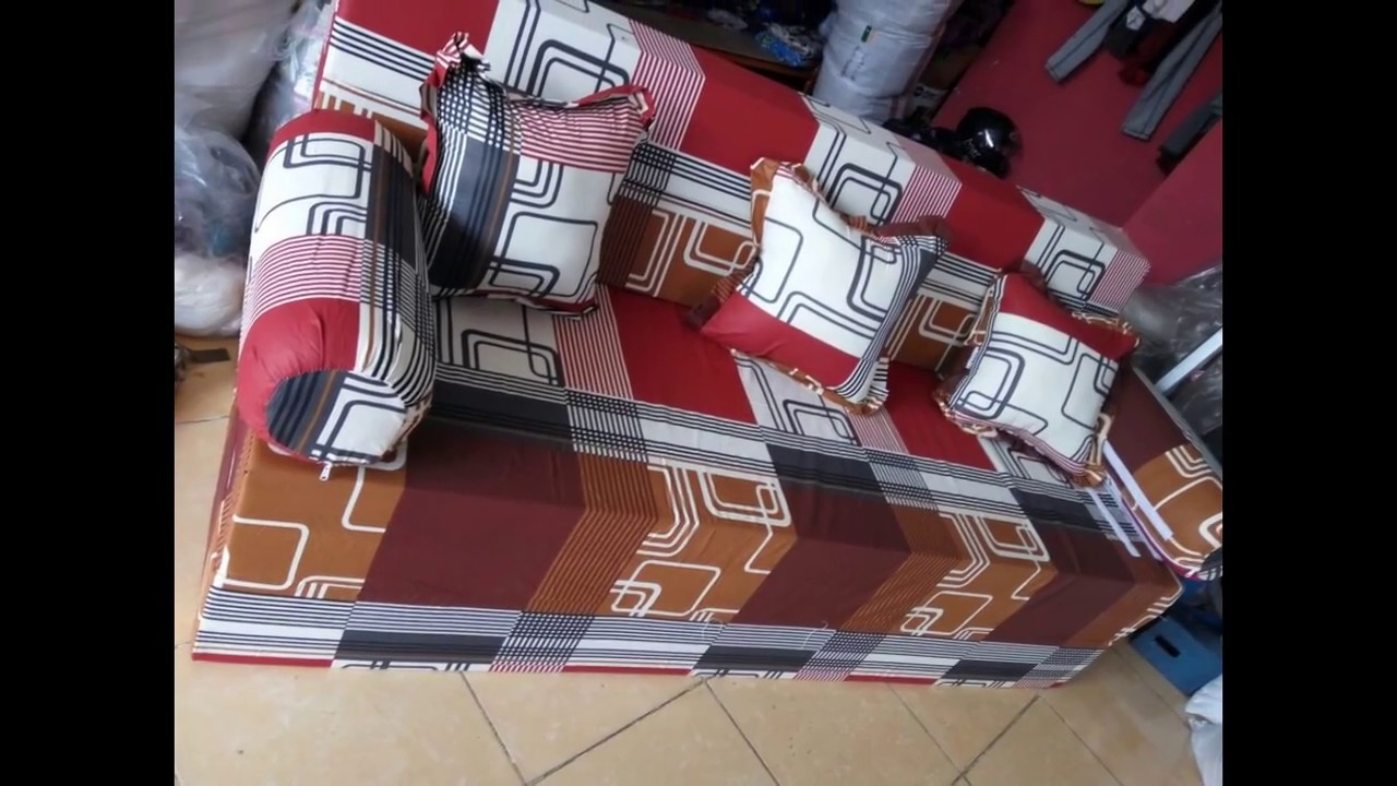 Harga Sofa Bed INOAC Erin 087777172247 YouTube