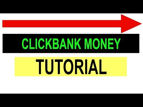 HOW TO MAKE MONEY WITH CLICKBANK FOR BEGINNERS (AFFILIATE TUTORIAL)