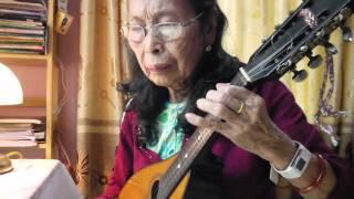 Lối nhỏ vào đời  -St:Phạm Minh Tuấn - Mandolin Việt Dung