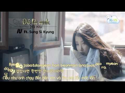 [Vietsub + Kara] It's You (그대네요) - IU ft. Sung Shi Kyung (아이유 ft. 성시경)