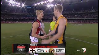 Riewoldt bags eight in 2012 epic | AFL