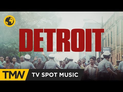 Detroit - TV Spot Music | Colossal Trailer Music - Tesla Tower