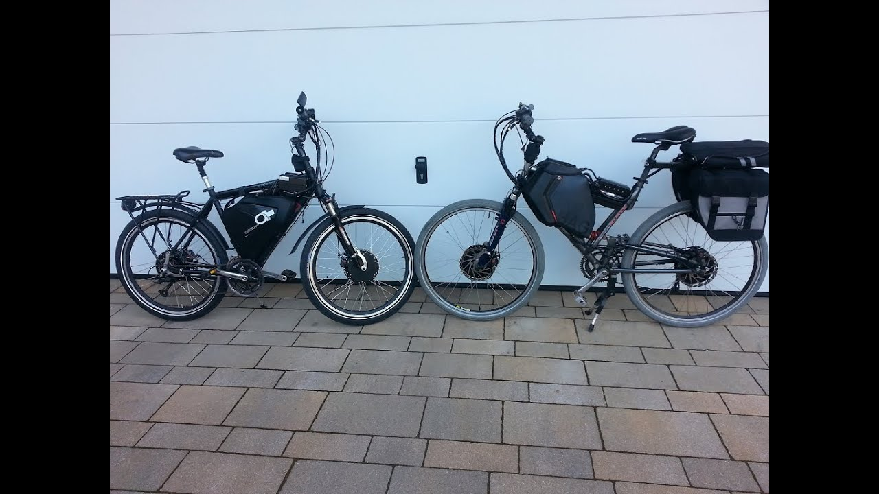 2 NEW 2WD / AWD Bikes 2015