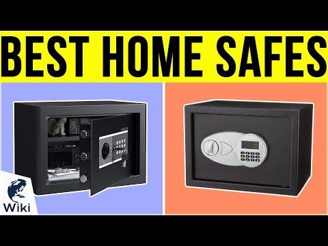 10 Best Home Safes 2019