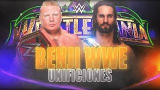 5 POSIBLES UNIFICACIONES DE TÍTULOS EN WWE PARA 2018-2019 - LOQUENDO