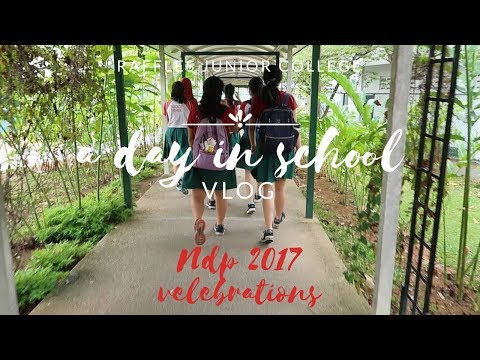 a day in sch\\ RJC national day celebrations 2017
