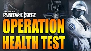 Rainbow Six Siege - In Depth: OPERATION HEALTH TEST SERVERS & ONE STEP MATCHMAKING