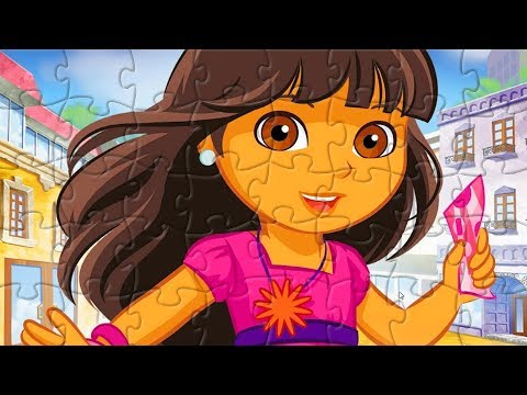 Dora and Friends | Picture Puzzle Games for kids
