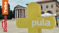 Pula | Die historische Stadt in Istrien