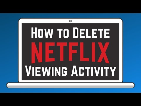 How to Delete Your Netflix Viewing Activity   Netflix Guide