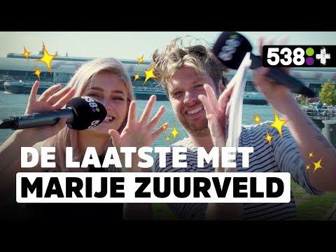 Marije Zuurveld: 'Ik weet niet of ik dit wel mag vertellen van mijn vriend...!' | De Laatste #24