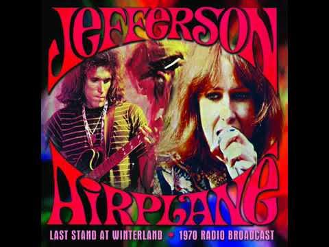 Jefferson Airplane   Winterland, SF, CA, October 4 1970 Mp3