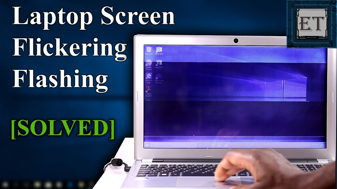 How To Fix Flickering or Flashing Screen on Windows PC/Laptops (2019)
