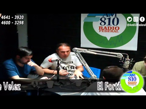 AM 810 Radio Federal - EN VIVO
