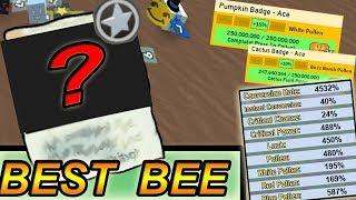 UNLOCKING BEST BEE and taking big fat L xD! - Roblox bee swarm simulator