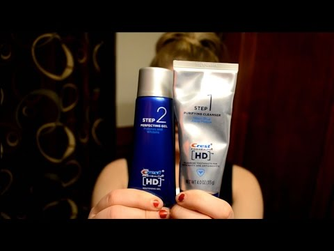 Best Teeth Whitening Toothpaste Crest Pro-Health HD Daily Two-Step System Review