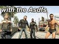 GTA 5 Online Hilarious Moments Episode 1 with the Asdfs