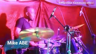 MIKE ABE (UN EXTRAIT AVANT SA PARTICIPATION AU BICICI FESTIVAL JAZZ) - PLAATINE COMMUNICATION 2018