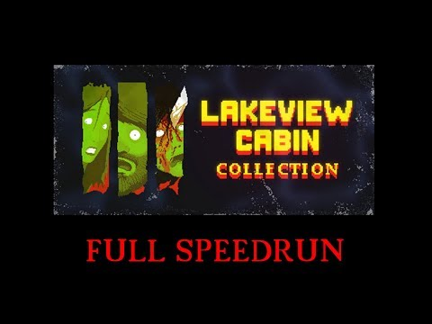 Lakeview Cabin Collection Full Speedrun in 39'35''02'''