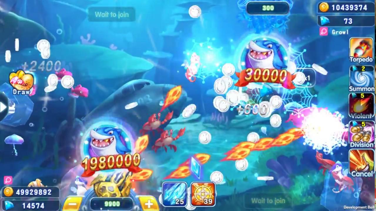 Lucky fish Game | ยิงปลา3D เล่นง่ายได้รางวัลมากมาย - YouTube
