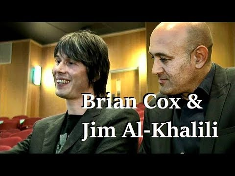Brian Cox & Jim AlKhalili  Shaping the Future of Science