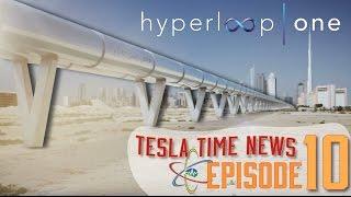 Tesla Time News: Episode 10