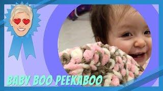 Baby Boo Peekaboo