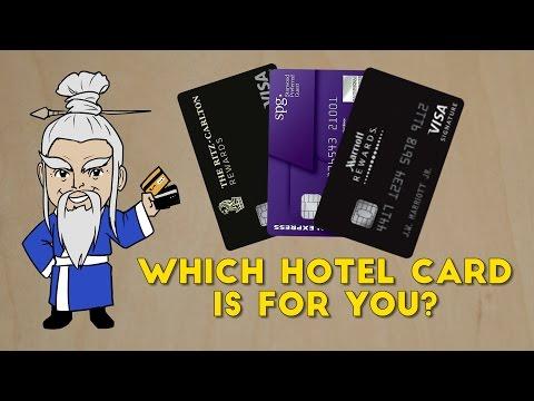 Battle of the Hotel Cards: MARRIOTT VS SPG VS RITZ-CARLTON