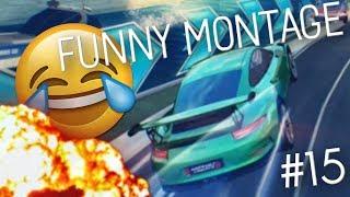 Скачать FUNNY ASPHALT 8 MONTAGE 15 Funny Moments And Stunts
