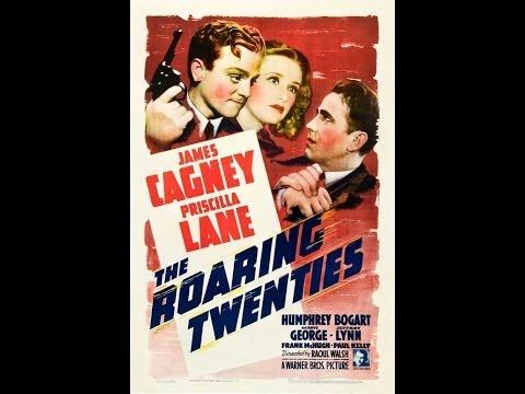Priscilla Lane  The Roaring Twenties   James Cagney  Humphrey Bogart