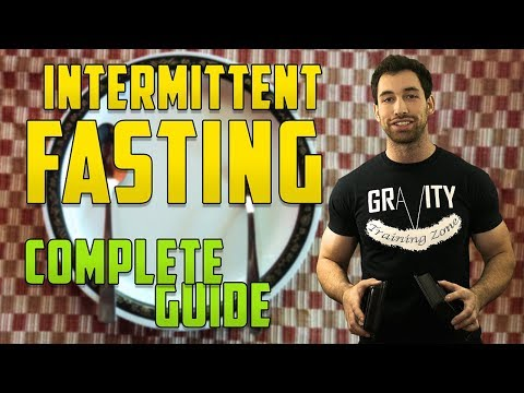 INTERMITTENT FASTING Meal Plan 🕒 FULL DAY OF EATING for Begi