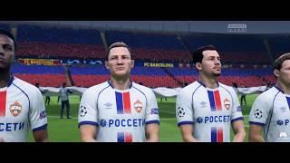 FIFA19監督キャリア テストマッチで自作3-4-3を楽しむ 1-A