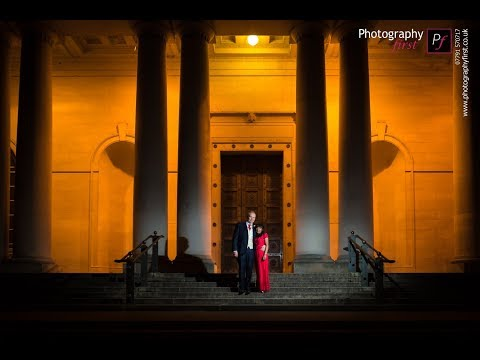 National Museum Wales, Cardiff, South Wales Wedding Photography