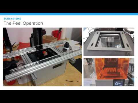 Supports, Orientation, and Lasers! – Understanding SLA 3D Printing Webinar