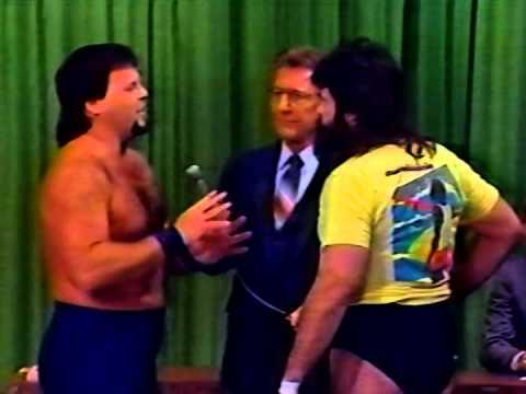 CWA (Memphis) Championship Wrestling-December 24, 1988