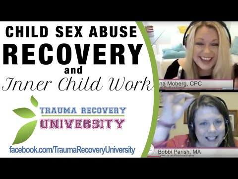 Inner Child Work in Recovery from Child Abuse *trigger warning*